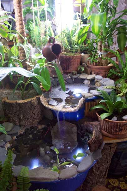В тему, посмотри какая красота, сколько фантазии в изготовлении фонтанчиков. http://igrushka.kz/phpBB2....start=0.